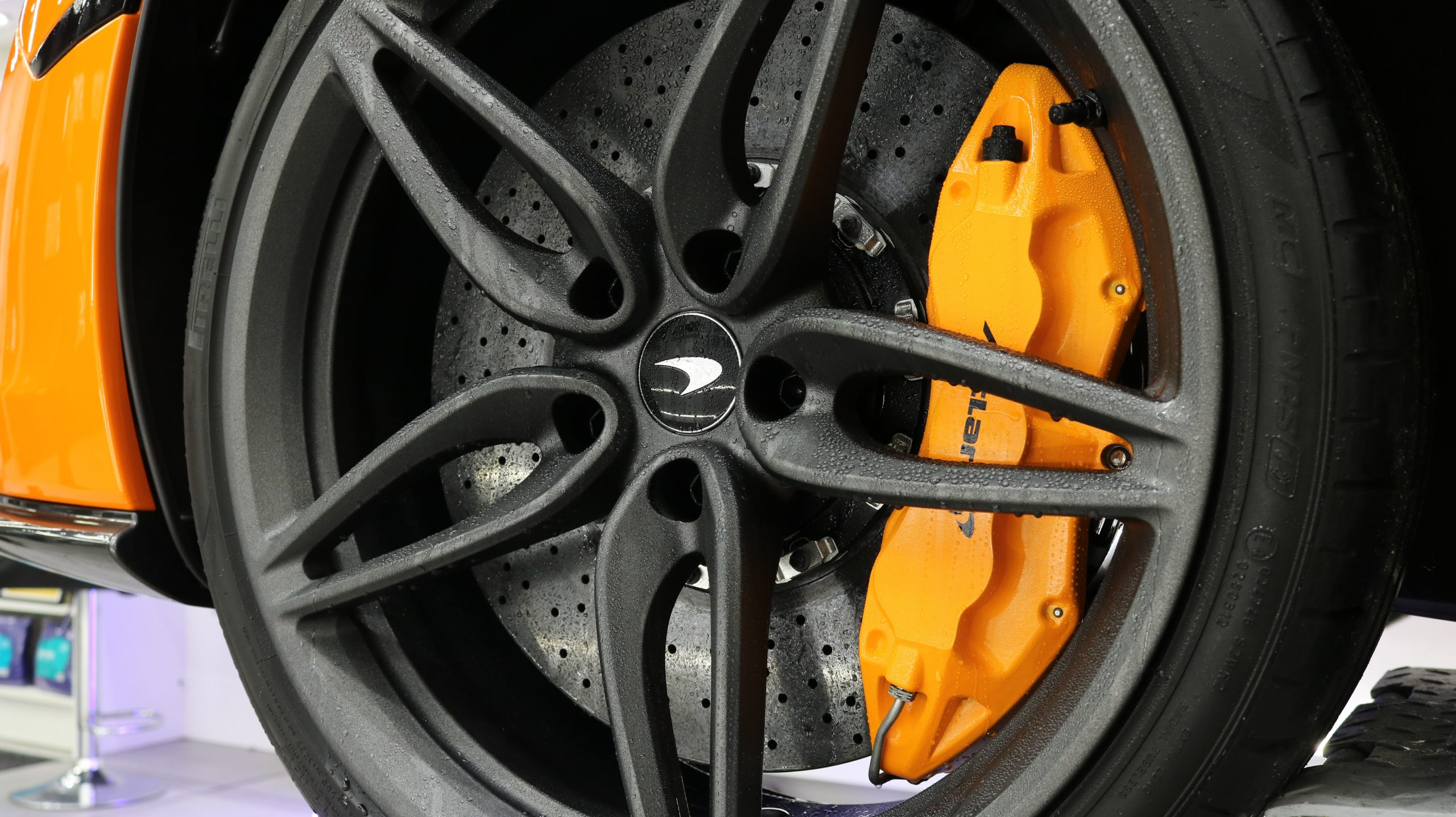 Wheel Protection Treatment - After - GYEON