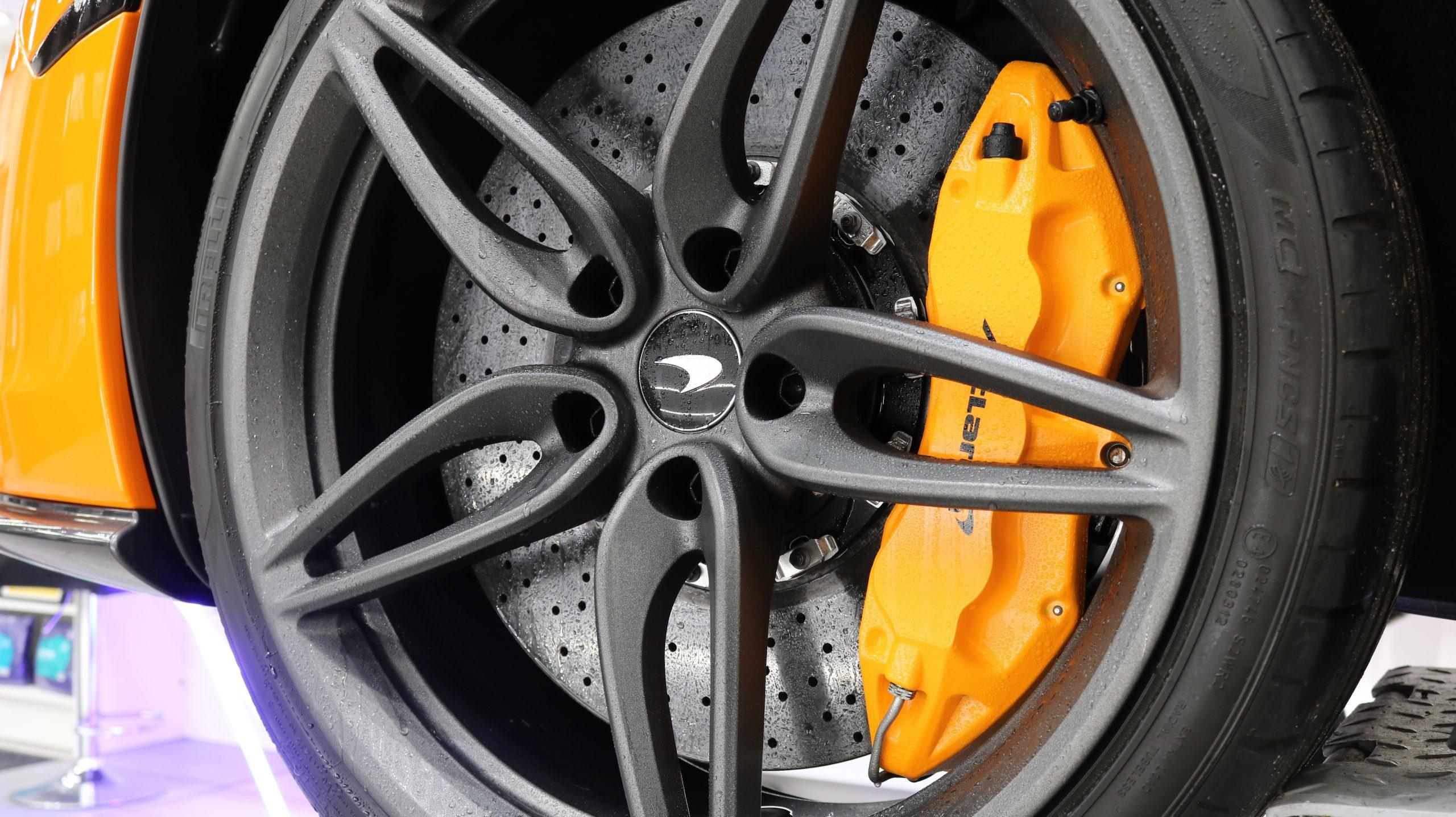 Wheel Protection Treatment - Before - GYEON
