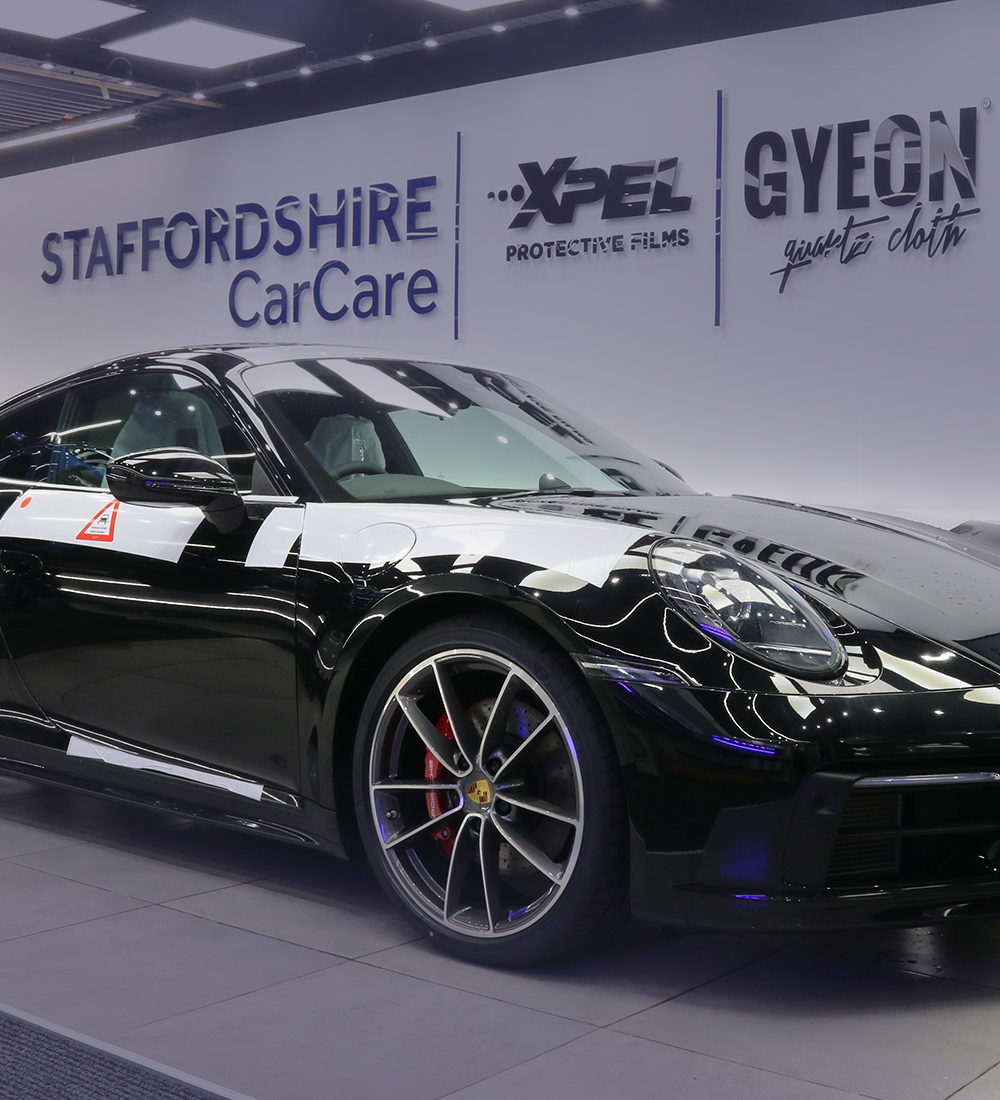 New Car- Staffordshire Car Care- GYEON