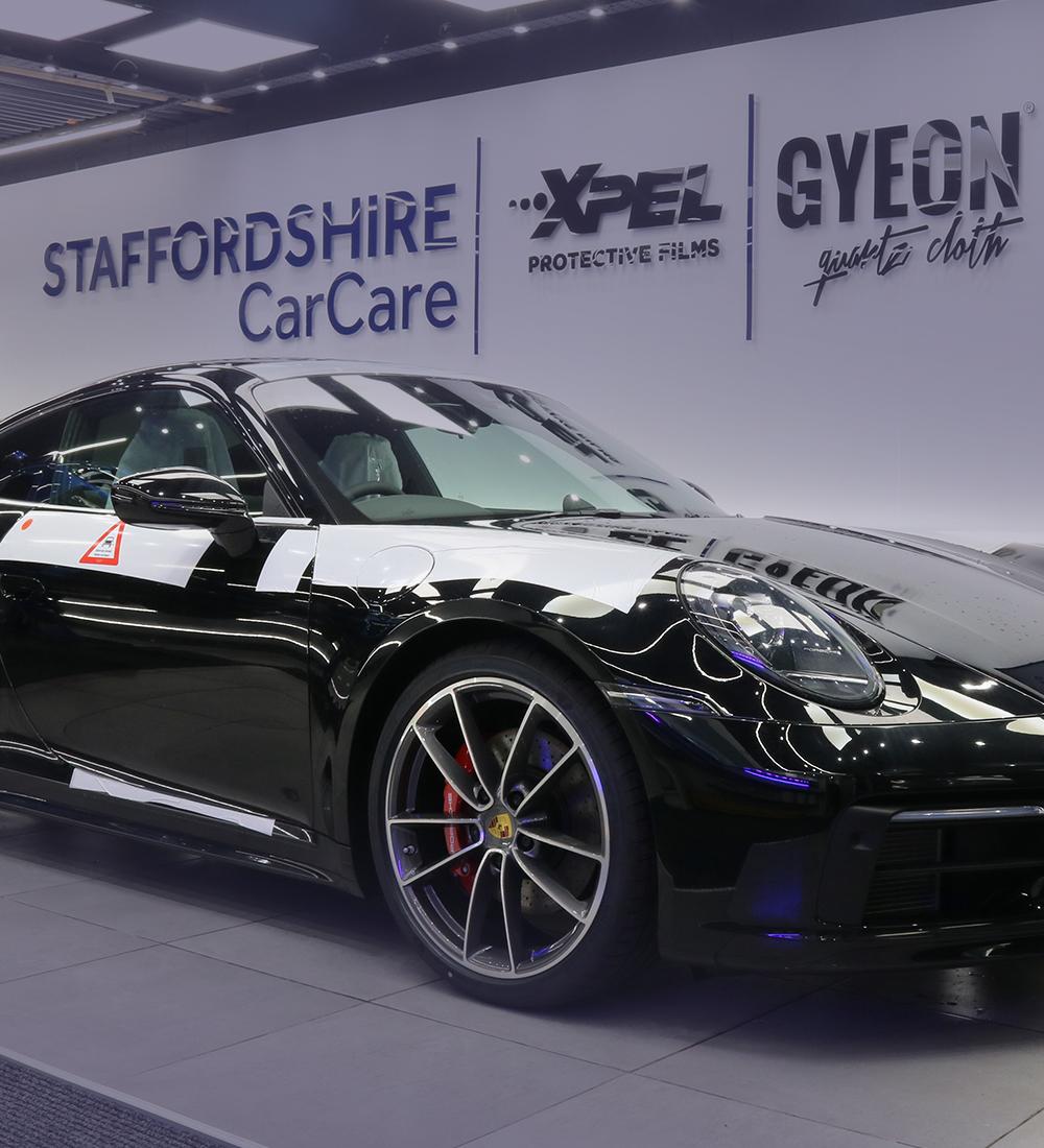 New Car- Staffordshire Car Care- GYEON
