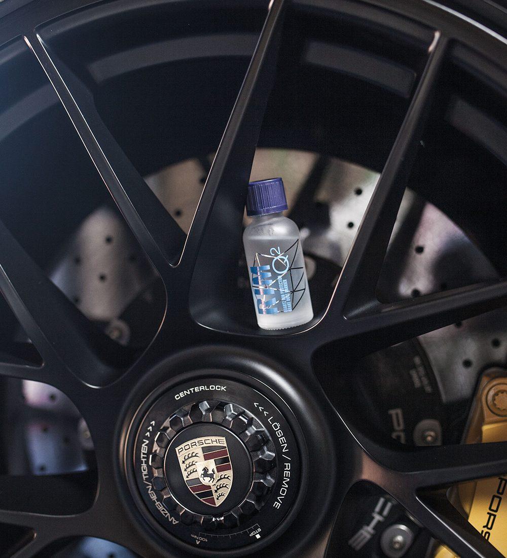Wheel Protection Treatment-alloy wheel protection-GYEON