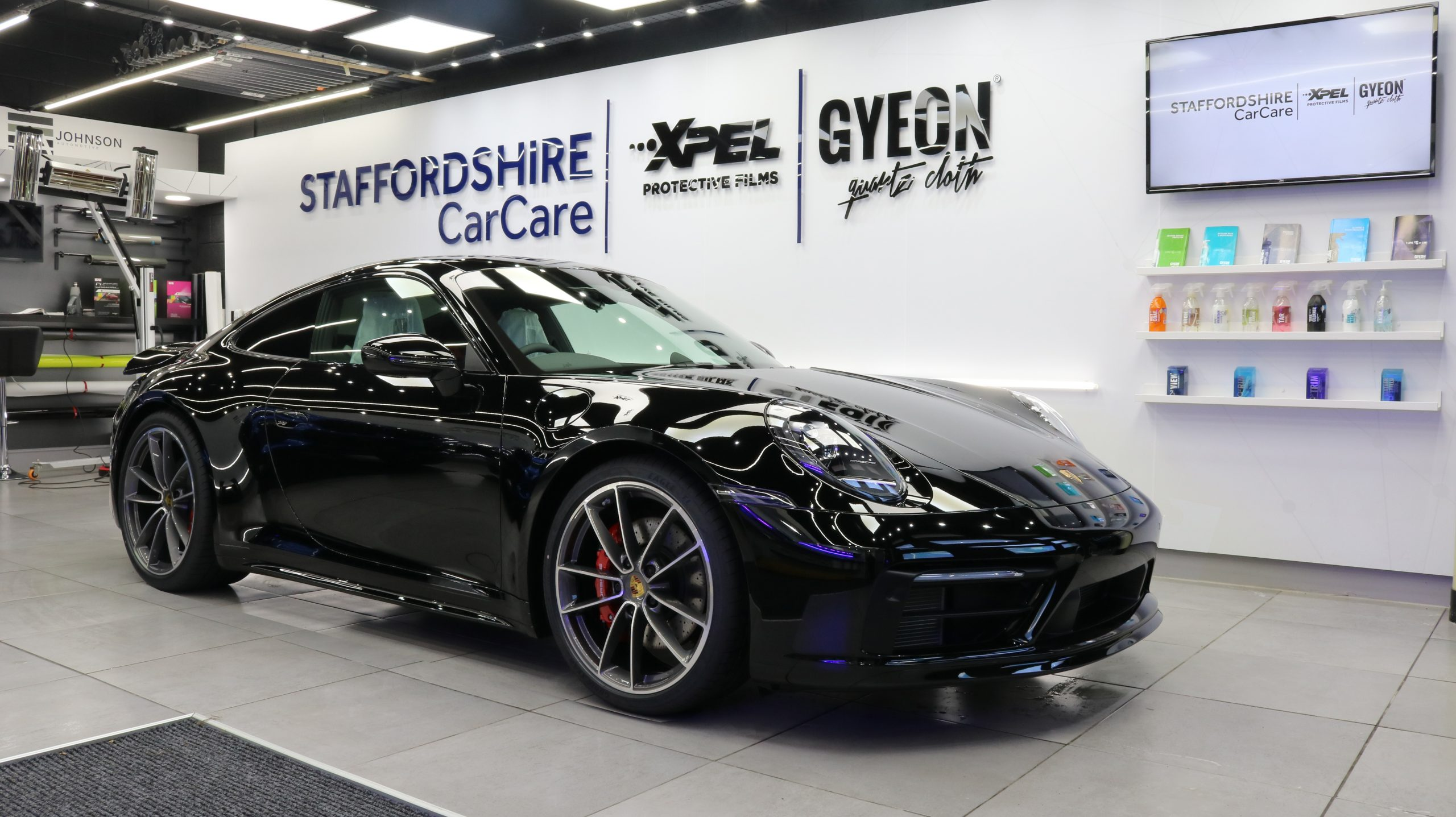 New Car Protection Treatment- After Polishing- GYEON