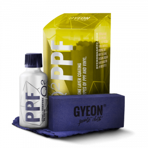 ppf protection coating-GYEON