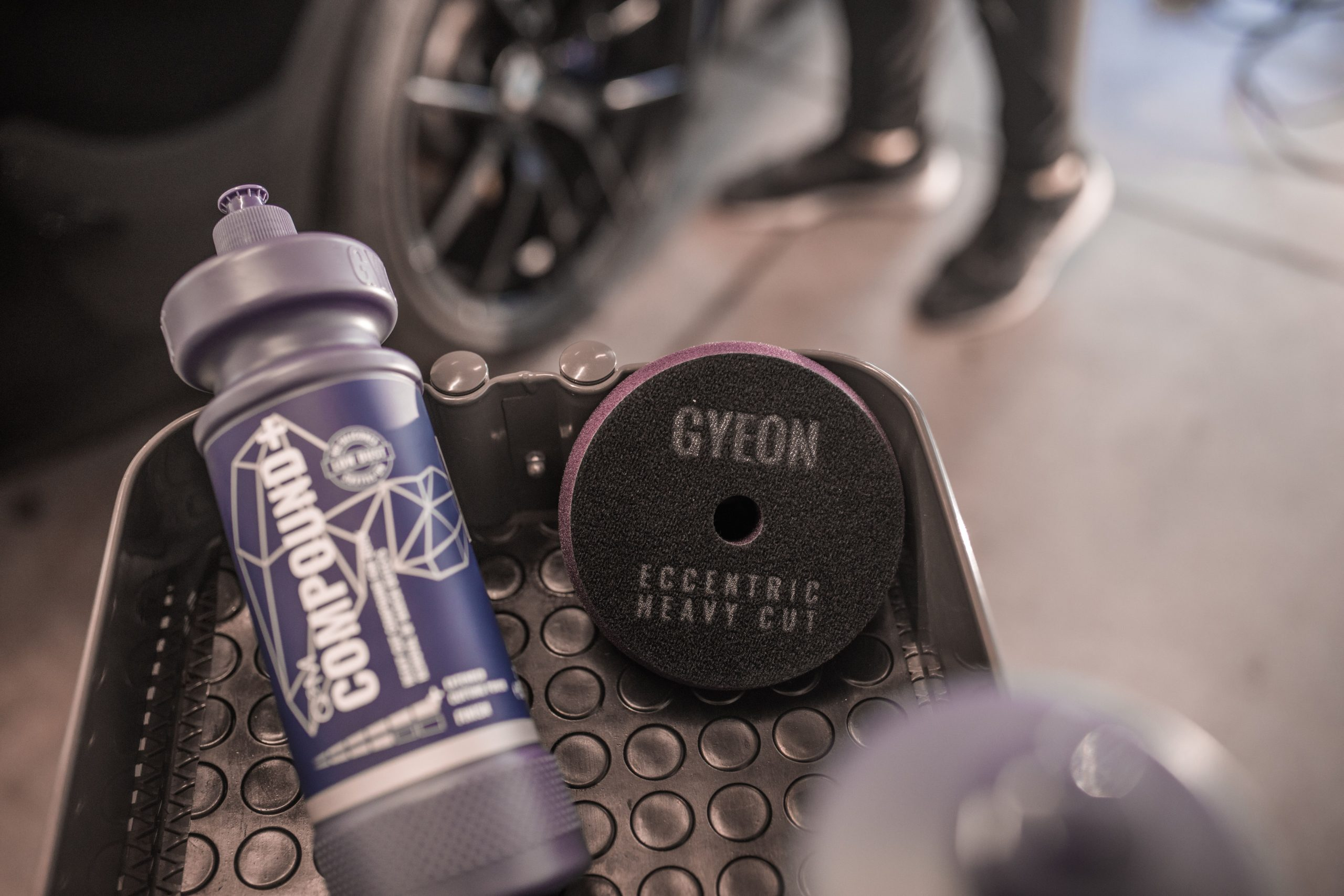 GYEON - detailer in staffordshire - Protection Packages