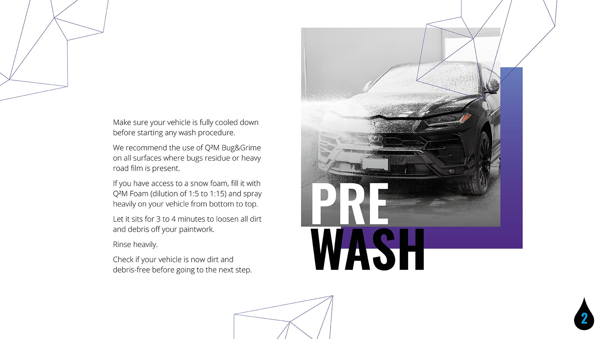 Pre Wash - GYEON Maintenance - Warranty Program