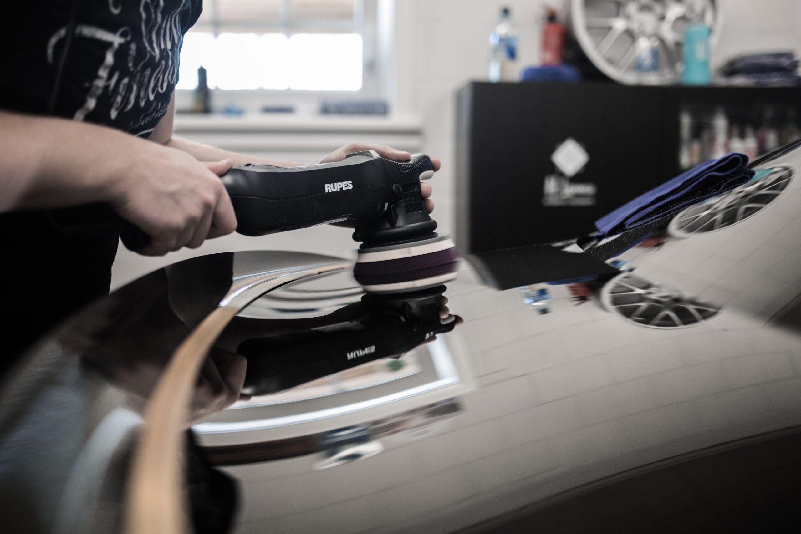 Experience Days - Machine Polishing Courses - GYEON