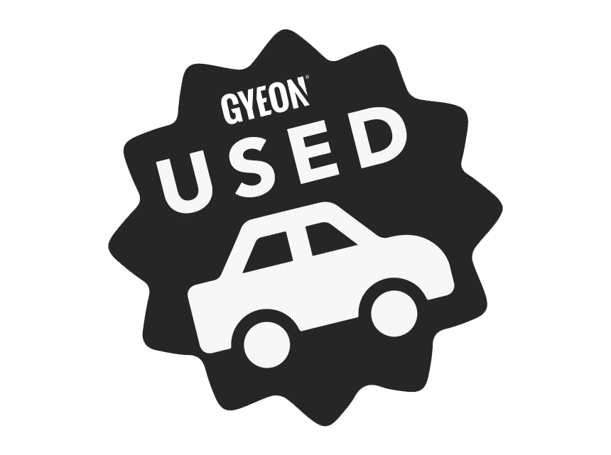 USED GYEON- Protection Packages- Staffordshire Car Care